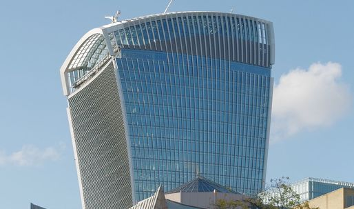 """London's Walkie Talkie Tower, previously titled """"UK's worst building of the year"""", sells for a record $1.7 billion"""