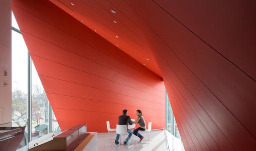 DS+R's Berkeley Art Museum is a conceptual success