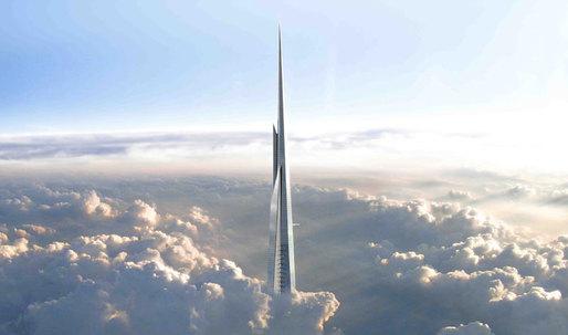 Installation of UltraRope elevators begins at Kingdom Tower