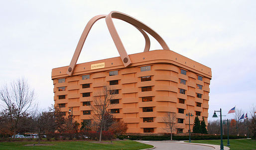 Want to work in a giant basket? Ohio's soon-vacated landmark faces uncertain future
