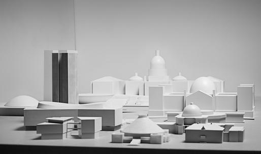 Parliament-themed Austrian Pavilion revealed for 2014 Venice Biennale