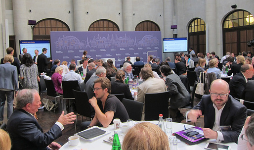 Behind the Scenes at Bloomberg's Ideas Camp for Cities