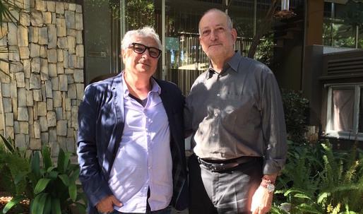 Listen to highlights from Enrique Norten's interview, winner of the 2015 Neutra Award