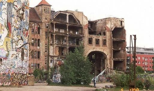 Herzog & de Meuron to redevelop Berlin's infamous Tacheles cultural center; locals fear gentrification