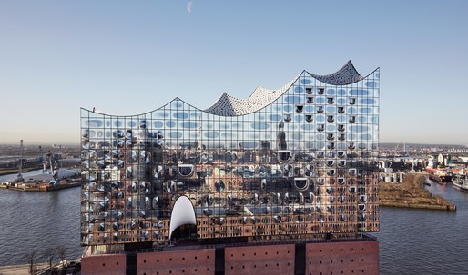 Herzog & de Meuron's Elbphilharmonie will open on November 5
