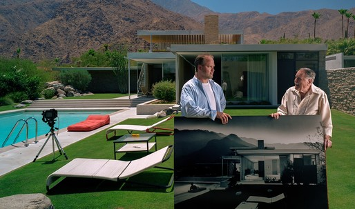 2017 Julius Shulman Photography Awardee Todd Eberle to exhibit his portraits of architecture's icons at WUHO Gallery