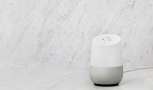 Google to announce a voice-activated, smart home device