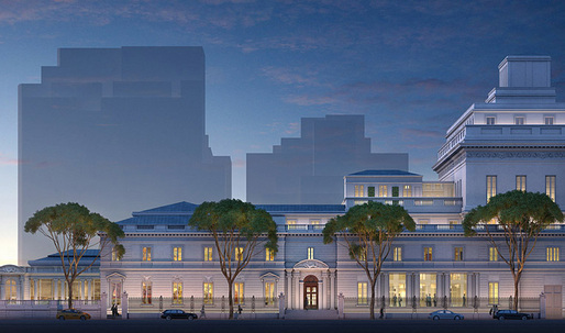Leading artists call to action against the Frick expansion plans