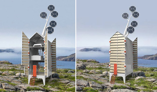 Sustainable Holiday Home by Tjep | Isolée