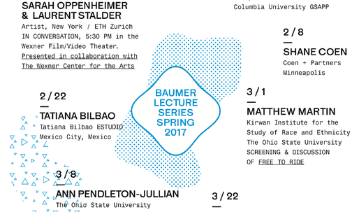 Get Lectured: Ohio State University, Spring '17