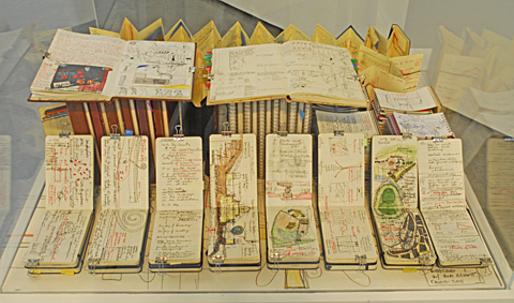 Sketchbooks of RoTo