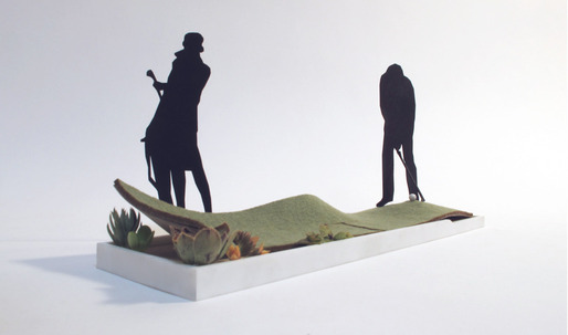 "L.A. as mini-golf course: Materials & Applications to host ""TURF"""