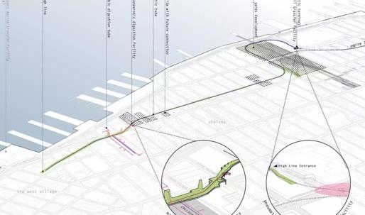 Hyperloop, but for New York City's trash