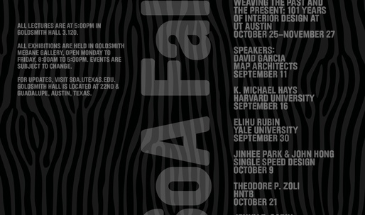 Get Lectured: University of Texas at Austin Fall '13