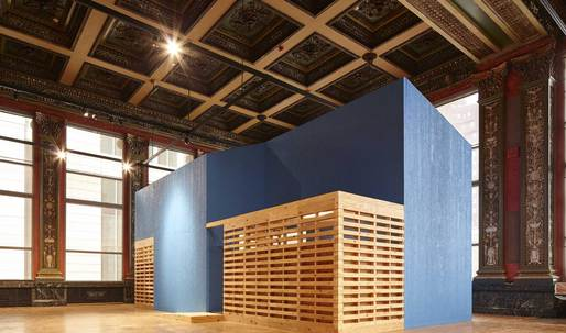 Cutting across the Chicago Architecture Biennial: Tatiana Bilbao's solution to Mexico's housing shortage