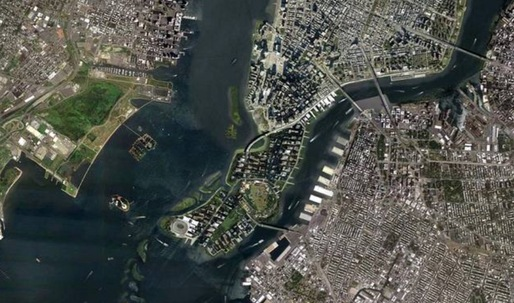 Building New York City's sixth borough