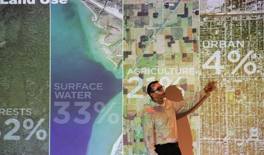 Case studies in water management from Los Angeles, the Great Lakes, and NYC