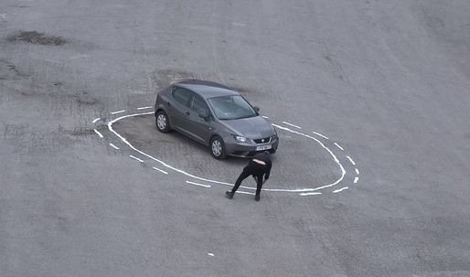 "How does one design against ""magic"" used to trap self-driving cars?"