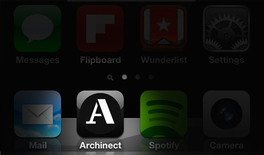 Announcing the official Archinect iPhone App!