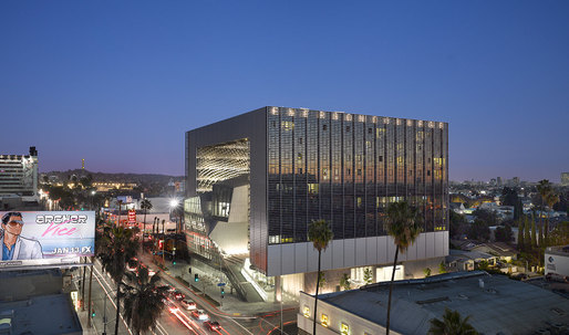 Morphosis' Emerson College Los Angeles takes Grand Prize at 2014 Los Angeles Architectural Awards