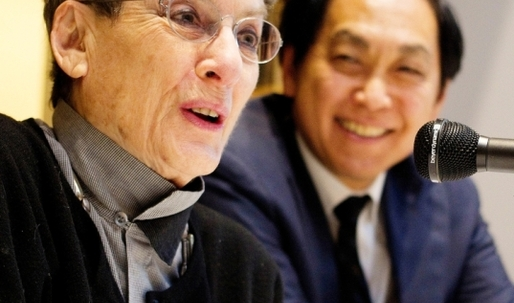 Phyllis Lambert steps down from Canadian Centre for Architecture