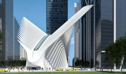 NYMag talks to Santiago Calatrava about his WTC Station, budget, reputation