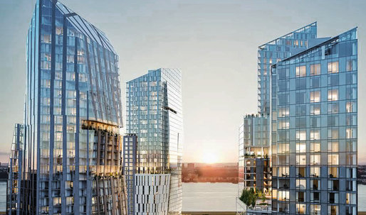 Initiated by Donald Trump, the Far West Side of Manhattan Development is Almost Finished