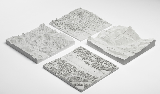 Vote on which 3D concrete puzzles of cities & places to model next