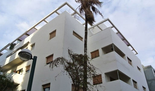In Tel Aviv, Bauhaus rules