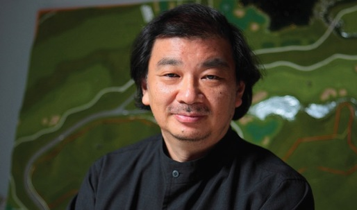 Shigeru Ban named as 2014 Pritzker Prize Laureate