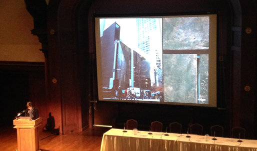 Elizabeth Diller, MoMA discuss expansion and Folk Museum's demolition with slice of NY architectural community
