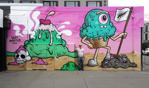 Leading street artists weigh in on the gentrification debate