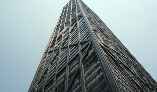 If Chicago's John Hancock Center gets a new owner, it could get a new name