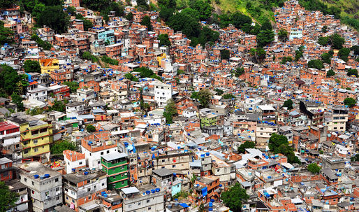 The rapid gentrification of Rio's favelas in advance of the Olympics