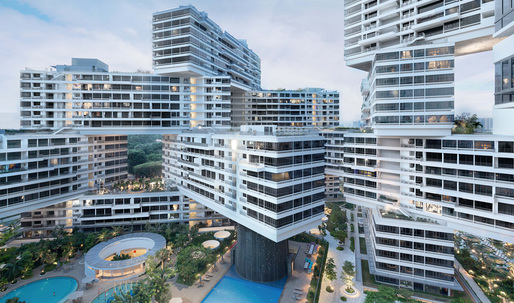 The World Architecture Festival + INSIDE live competitions return to Marina Bay Sands this November