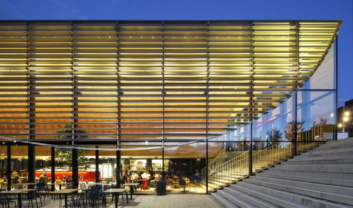 A living heart for a modernist Campus - Erasmus University Rotterdam revitalizes its grounds