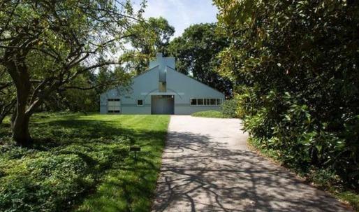 The Vanna Venturi House is for sale