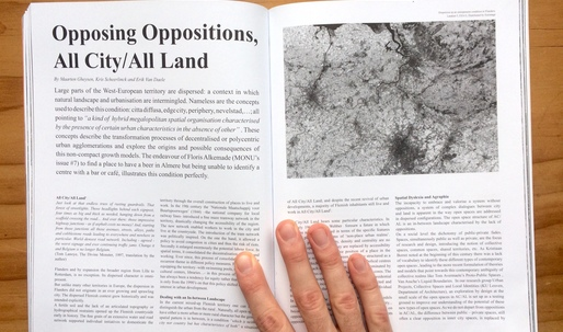 Off-centred Considerations in the Urban Age: Review of MONU #26 by Federico Ortiz