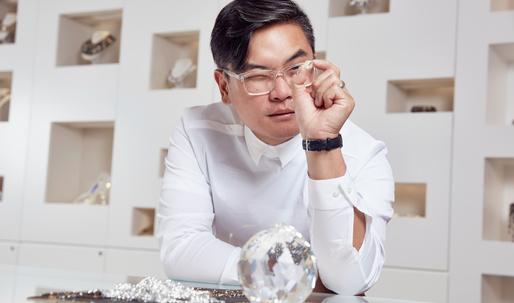 Jimenez Lai named as one of the 2017 Swarovski Designers of the Future Award