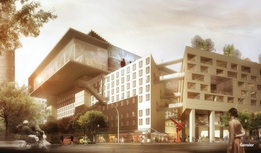 Gensler brings 'hackable' buildings to the real estate market