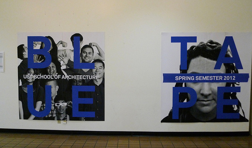 USC Blue Tape Spring 2012