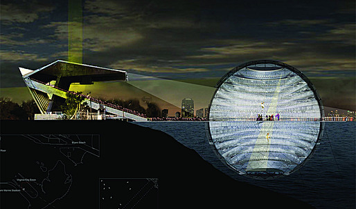 Winners of the 2011 DawnTown Miami Floating Stage Competition