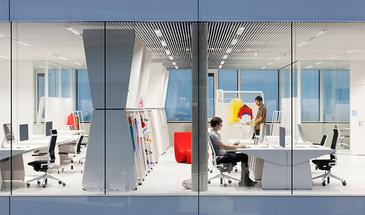 """Ten Top Images on Archinect's """"Working Spaces"""" Pinterest Board"""