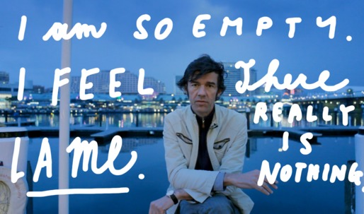 """Documenting Stefan Sagmeister's Meticulous, Entertaining Solipsism in """"The Happy Film"""""""