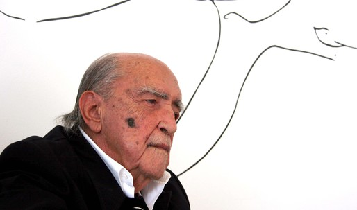 Oscar Niemeyer turns 104 today
