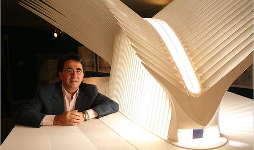 "Calatrava: ""I have been treated like a dog."""