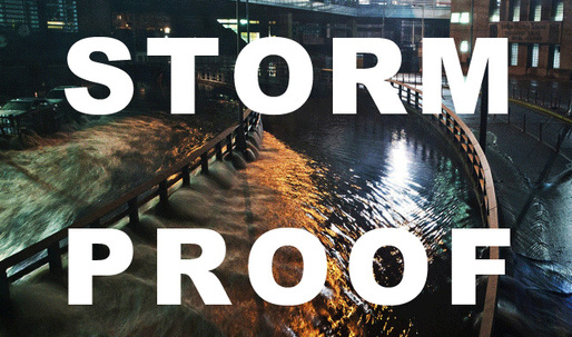 """Winners of ONE Prize 2013 """"Stormproof"""" competition"""