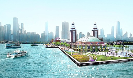 Navy Pier kicks off international search for design team to remake its public spaces