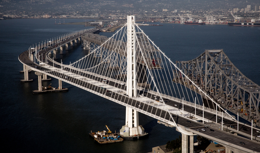 A 2,500% budget overrun: the story of the Bay Bridge's dramatic cost inflation from $250M to $6.5B