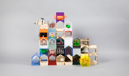 Doll houses designed by 20 big-name architects such as Adjaye, Zaha, DRMM, FAT, Make to be auctioned for KIDS charity in November